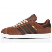 Adidas GAZELLE II marrone/nero
