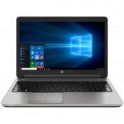 Laptop HP ProBook 650 G1 15.6 inch Full HD Intel i5-4210M 8GB DDR3 1TB HDD FPR Windows 10 Pro downgrade la Windows 7 Pro