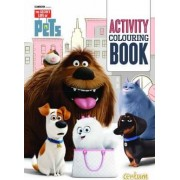 The Secret Life of Pets Activity Colouring Book by Centum Books