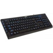 Tastatura Cu Fir A4-Tech KD-600L USB Negru