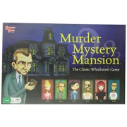 Murder Mystery Mansion Children's Game by University Games