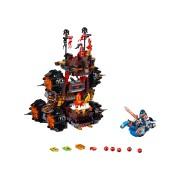 LEGO Masina de asediu a generalului Magmar (70321)
