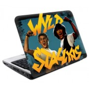 MusicSkins - Cover adesiva Bill & Ted's Excellent Adventure - Wyld Stallyns, 209 x 135 mm, per netbook
