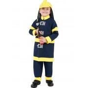Costum carnaval copii pompier