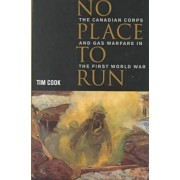No Place to Run by Tim Cook