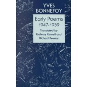 Early Poems 1947-1959 by Yves Bonnefoy