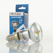 Lâmpada LED E14 2w»17W Luz Quente 160Lm R39 FILAMENTO