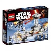 Lego - 75138 - Star Wars - Jeu de Construction - Hoth Attack