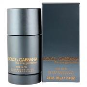 Dolce & Gabbana - The One Gentleman 75 ml Deostick pentru barbati