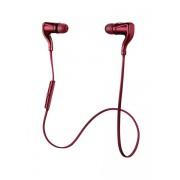 Casca Bluetooth Plantronics BT Headset BackBeat Go2 Stereo - Red