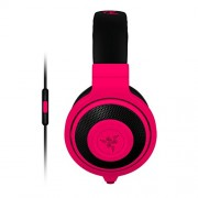 Razer Kraken Mobile Analog Music & Gaming Headset-Neon Red