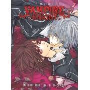 Vampire Knight Artbook by Matsuri Hino