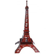 3 D Woodedn Puzzles Musical Instruments Puzzle Educational Toy C Eiffel Tower