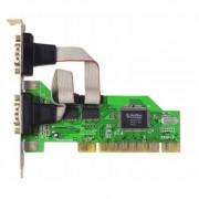 BestConnection PCI kártya 2 portos soros port IO SCARDSPCI2PT