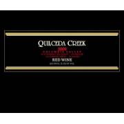 2009 Quilceda Creek Red Wine