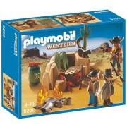 Playmobil Bandieten met Schuilplaats - 5250