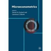 Microeconometrics by Steven N. Durlauf