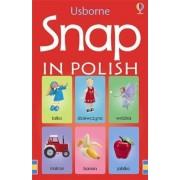 Usborne Snap in Polish by Usborne