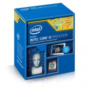 Intel 1150 i5-4570S Ci5 CPU Box 2,9GHz, 6MB Cache, QuadCore, 65W, Argento