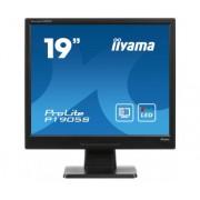 iiyama ProLite P1905S-B2 19' LED LCD 1280x1024 Protective Glass 250cd/m² 1000:1 speakers VGA DVI-D 5ms