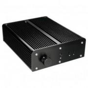 Boitier HTPC Chassis Akasa Pascal MC UCFF- Logement (Intel NUC), imperméable l'eau, OEM - noir