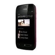 Nokia Lumia 710 0020J23 Smartphone Bi-mode/WCDMA/GSM/EDGE/HSDPA/HSUPA/ Noir/Fuchsia