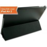 Apple iPad Air 2 Smart Case Zwart + iPad Schoonmaakdoekjes