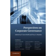 Perspectives on Corporate Governance by F. Scott Kieff