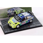 Macheta Ford Focus RS WRC #3 Rally New Zealand 2007 1:43