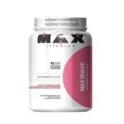 Max Shake - 400g Chocolate - Max Titanium