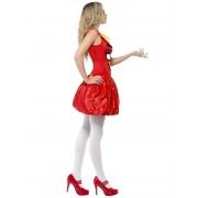 Piros Angry Birds jelmez hölgyeknek M-es méret