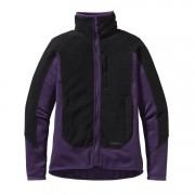 Patagonia Hybrid Fleece Jacket - Black - Fleecejacken L