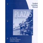 Student Activity Manual for Hershberger/Navey-Davis/Borras A.'s Plazas by Robert Hershberger