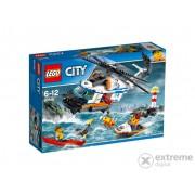 LEGO® City Elicopter de salvare pentru condiții grele 60166