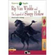 Rip Van Winkle and the legend of Sleepy Hollow, ESO. Material auxiliar by Cideb Editrice