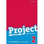 Project 2 Third Edition: Teacher's Book by Hutchinson