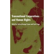 Transnational Corporations and Human Rights by Jedrzej George Frynas