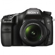 Sony Alpha A68K 24.2 MP Digital SLR Camera (Black) with 18-55 mm Lens (ILCA-68K)
