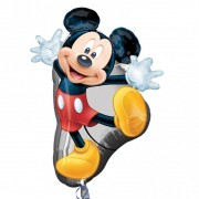 Balon folie figurina Mickey Mouse - 78cm, Amscan 26373