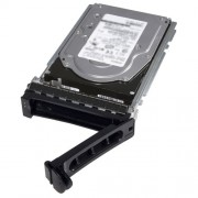Dell 300GB 15K RPM SAS 12Gbps 2.5in Hot-plug Hard Drive,3.5in HYB CARR,CusKit