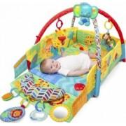 52157 Salteluta de joaca 5 in 1 Sunny Safari Baby Play Place