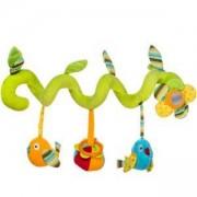 Висяща плюшена играчка за количка и столче, 1395 Babyono, 9070207