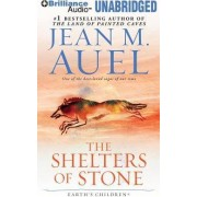 The Shelters of Stone by Jean M Auel