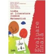 Evaluare Nationala Cls 4 Romana Si Matematica - Roxana Gavrila Monica Margarit-Baraitaru