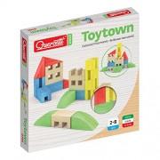 Quercetti 00704 - Set Costruzioni Toytown Premium