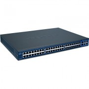 TRENDNET 48PORT 10/100 SMARTSWITCH 4XGB AND 2XSFP