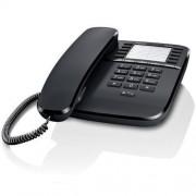 Telefon fix Gigaset DA510 cu fir Negru