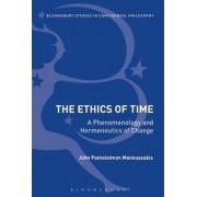 The Ethics of Time by Dr. John Panteleimon Manoussakis