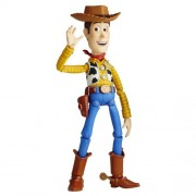 Walt Disney Toy Story: SCI-FI Revoltech No. 010 Woody Action Figure (japan import)