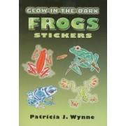 Glow-in-the-Dark Frogs Stickers by Patricia J. Wynne
